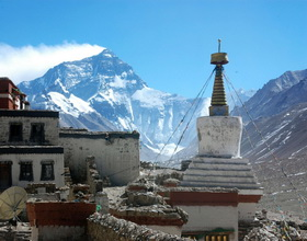 Lhasa-Nyingchi-Shigatse-Mt.Everest-Zhangmu 13 days