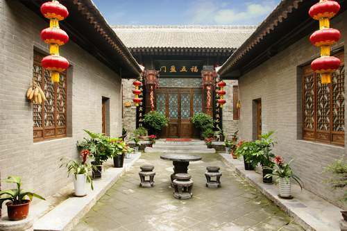 Xiangzimen International Youth Hostel
