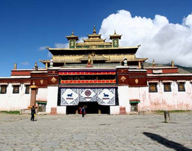 Gandan to Samye Monastery 6 day tour
