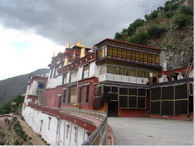 Lhasa-Drigung Til Monastery-Namtso Lake Loop 4 Days Tour