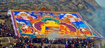 Lhasa Namtso Lake and Shoton Festival 7-Day Tour