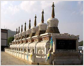 Qing- Tibet 10 days tour