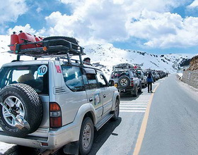 China-Nepal Friendship Hwy Self-drive Tour