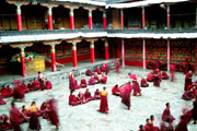 Tibet-10 Days Trekking Tour of Shanlu Monastery to Nartang Monastery