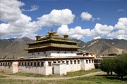 Tibet- 11 Days Trekking Tour of Ganden Monastery to Samye Monastery