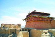 Lhasa-Mt.Kailash-Guge Kingdom-Zhangmu