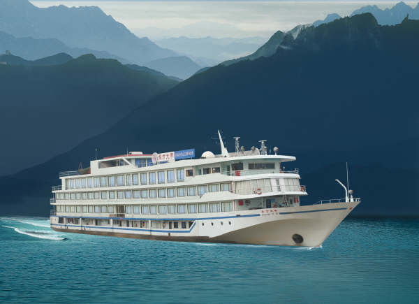 Yangtze River Ship 3-Day Tour