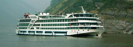 Yangtze Rvier 4-Day Tour (PYR-01)